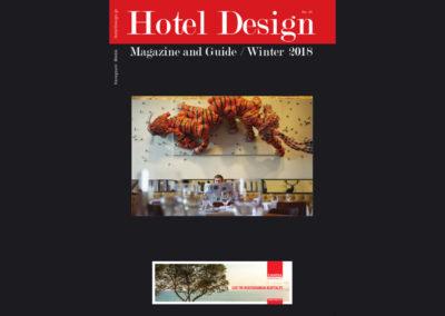 Hotel Design Cover
